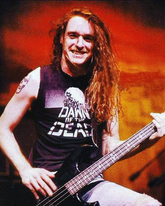 Happy Birthday to the one and only Cliff Burton.