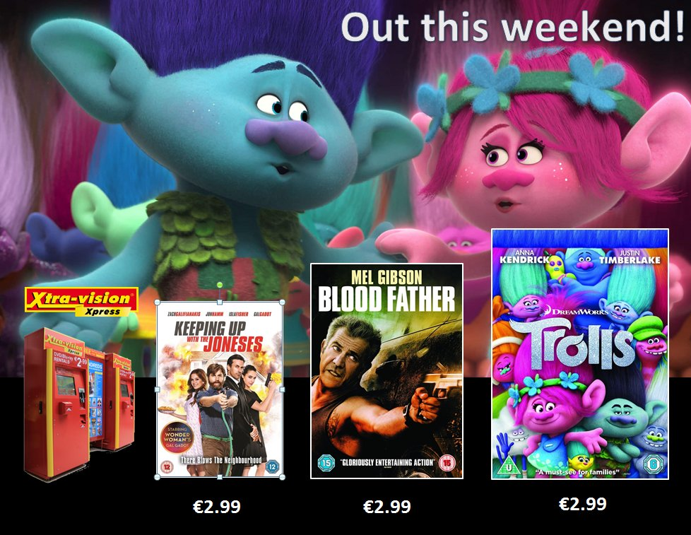 Fancy a weekend in with a good movie? https://t.co/0Li7f8eKrg