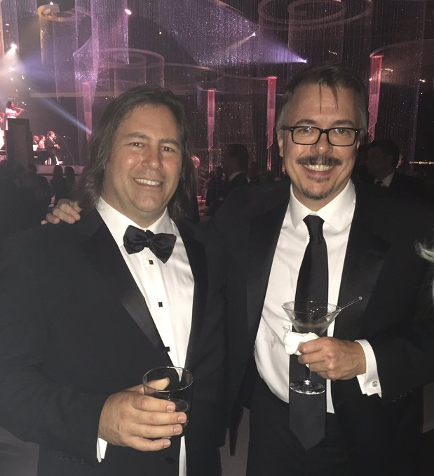 Happy Birthday to the man behind Better Call Saul and Breaking Bad, Vince Gilligan!!