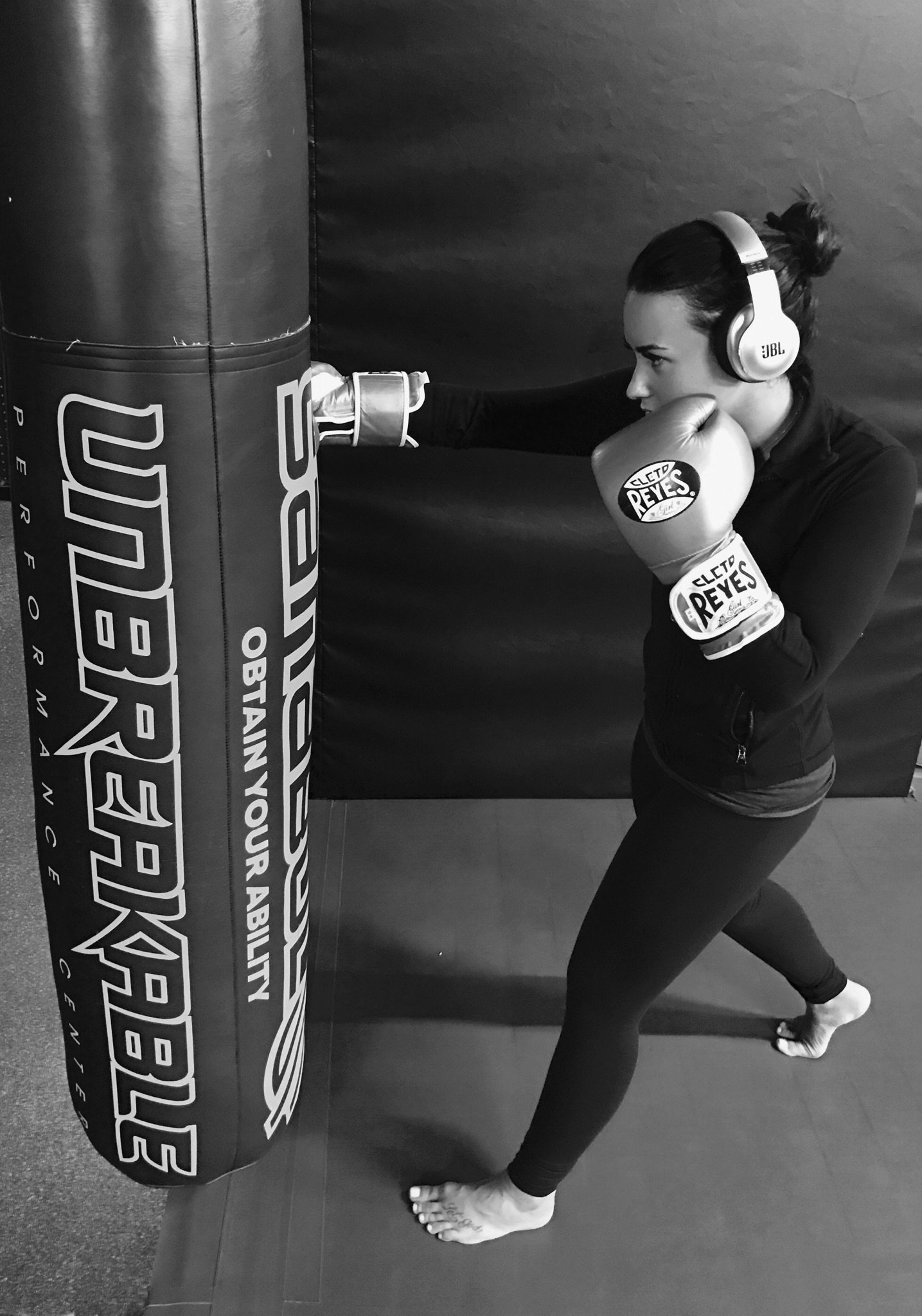 My kind of Grammy prep �� @Unbreakable x @JBLaudio #JBLxDemi https://t.co/0AUgtokmw2