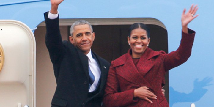 Barack and Michelle Obama take first steps toward next chapter: Memoirs and speeches