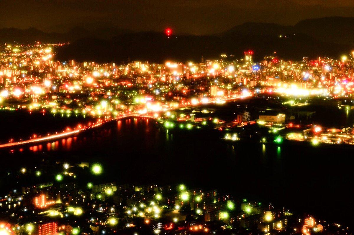 屋島山頂からの夜景#屋島 #夜景 #D5500 #ファインダー越しの私の世界 #写真好きな人と繋がりたい #一眼レフ #