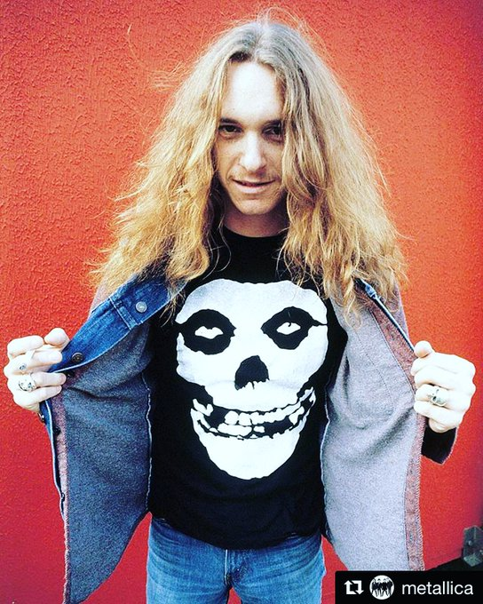 Happy Birthday Cliff Burton 2/10/62