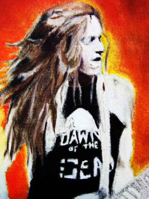 HAPPY BIRTHDAY CLIFF BURTON