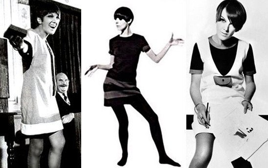 Happy 83rd Birthday to British fashion icon Mary Quant
