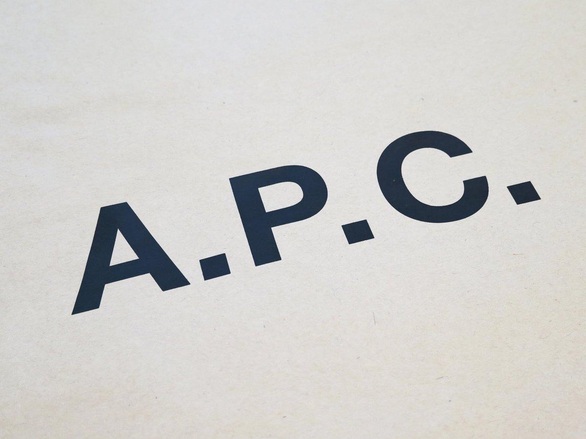 #APC クラフトペーパー https://t.co/FECGneTJPi