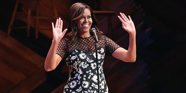 Michelle Obama is coming to a reality show near you