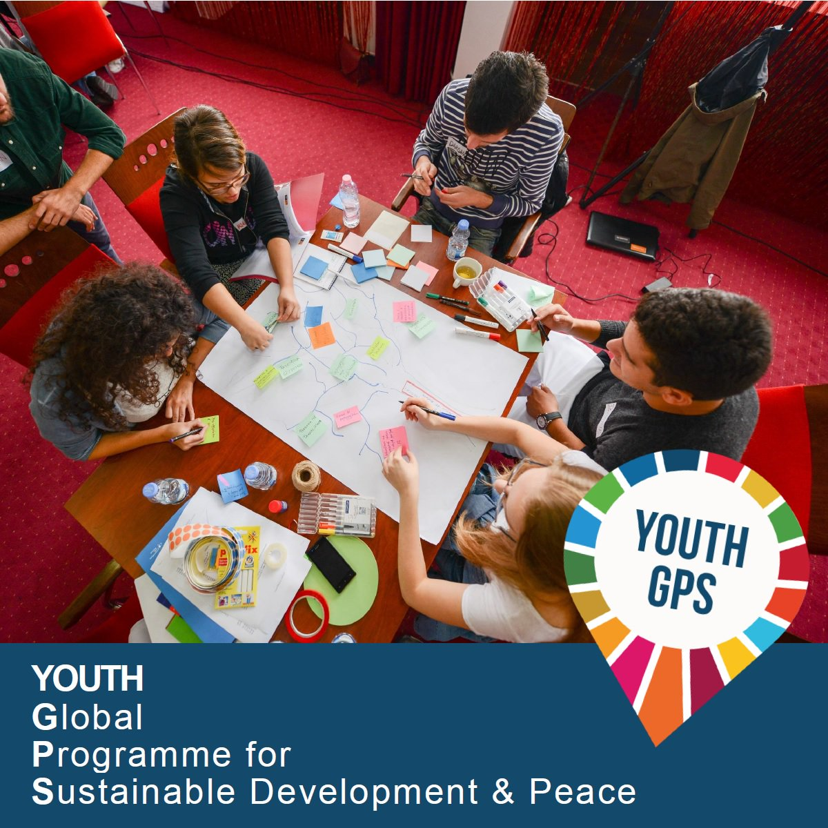 #YouthGPS is @UNDP's multi-level response to the needs of young people | Take a look: https://t.co/Ra5cZGAlY3 https://t.co/ECslnMYusD