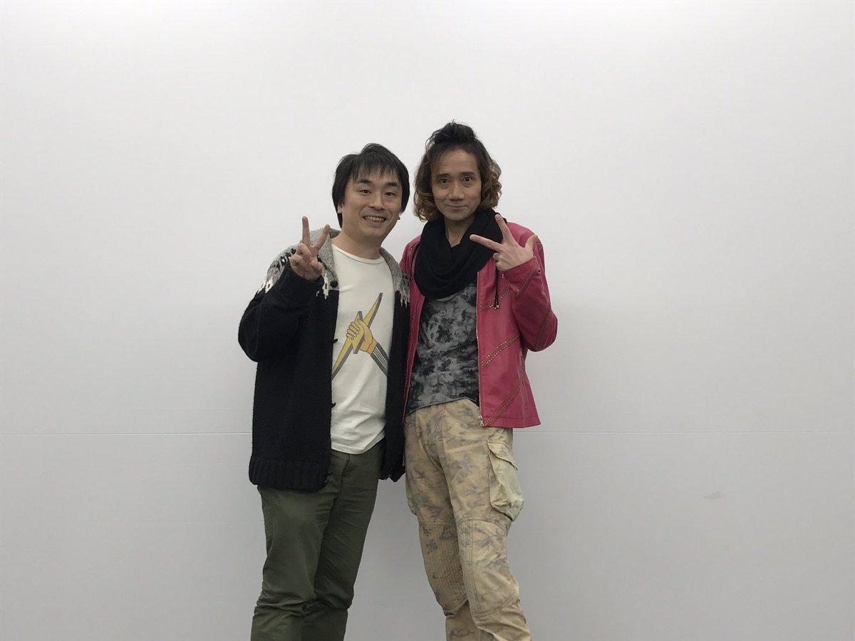 石ノ森萬画館にてサイコパス原画展が開催中!それを記念して関智一さん、三木眞一郎さんのトークショーを開催して頂きました。ご
