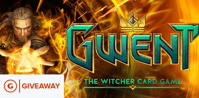 Gwent Closed Beta Key Giveaway