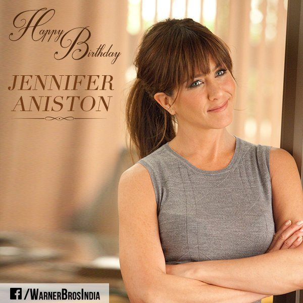 Happy Birthday Jennifer Aniston!