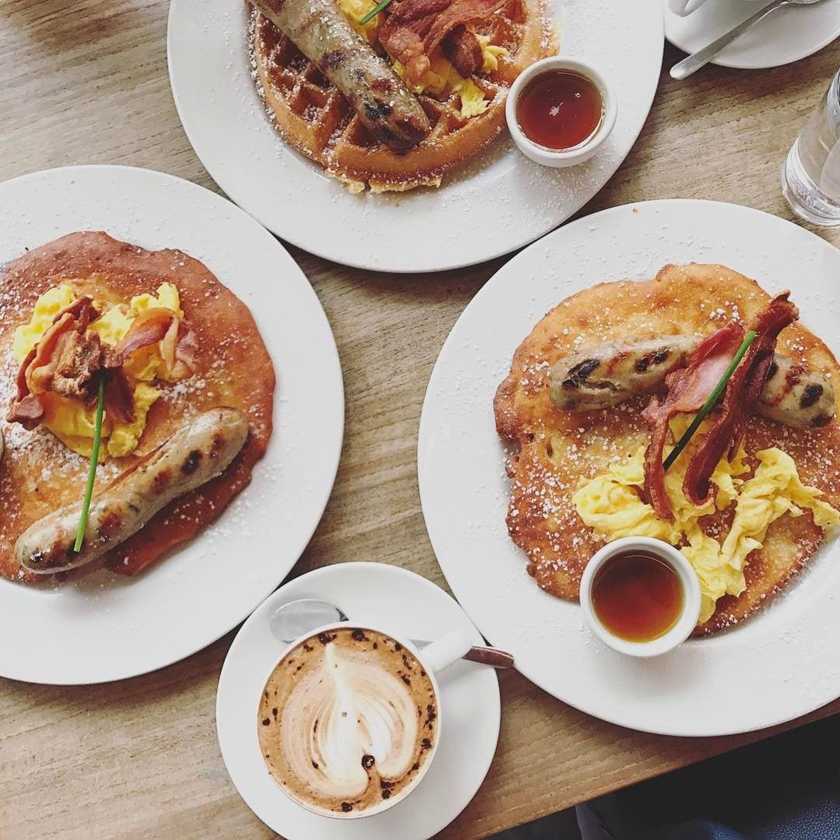 The Table Café London's best kept secret brunch