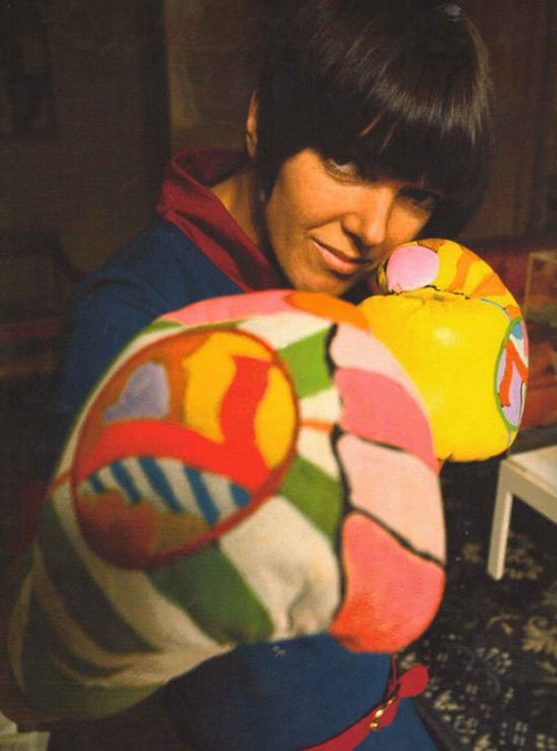 Happy Birthday to Mary Quant!