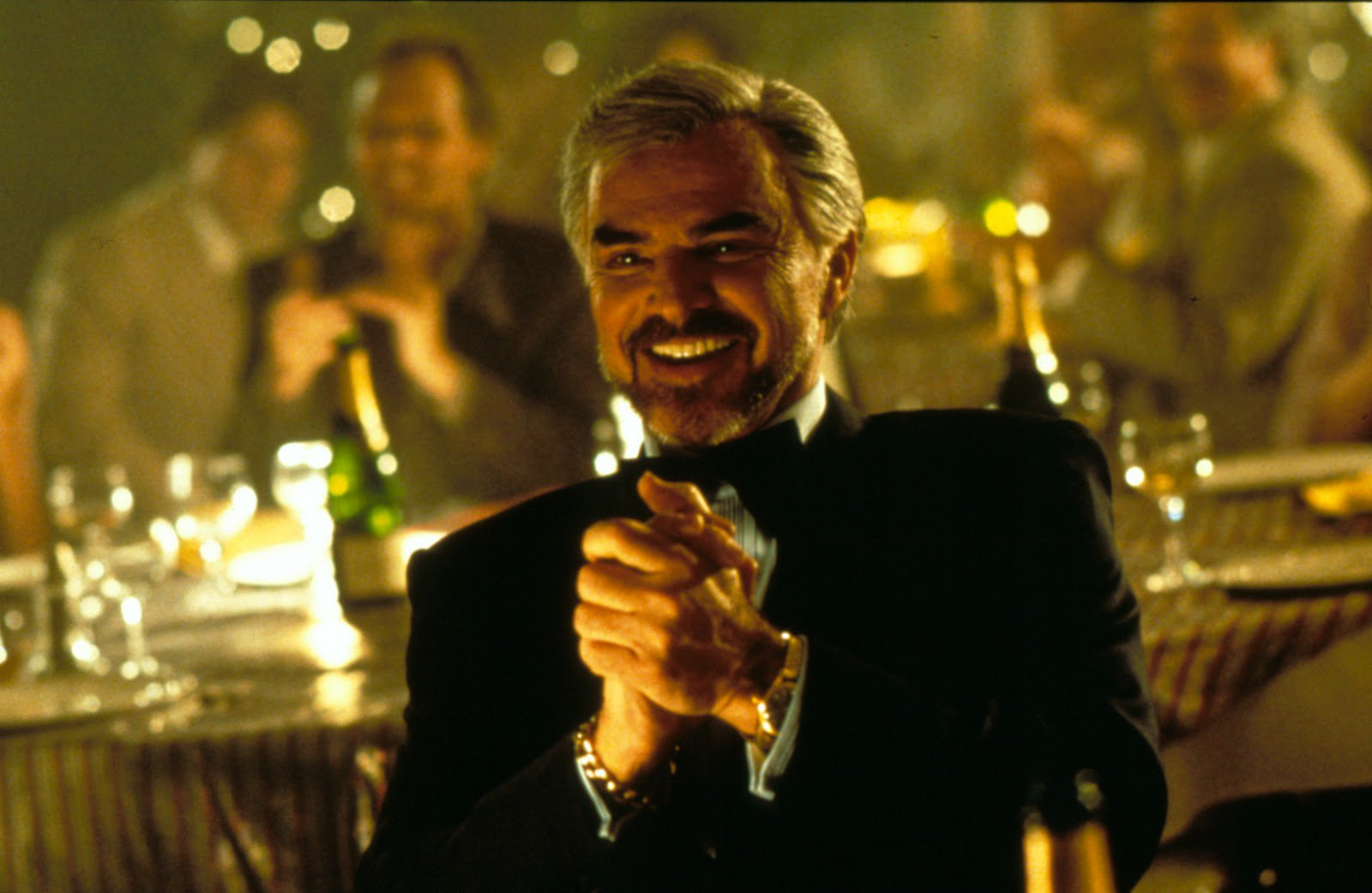 Happy birthday to one hell of an actor, Oscar-nominee/Emmy-winner Burt Reynolds!