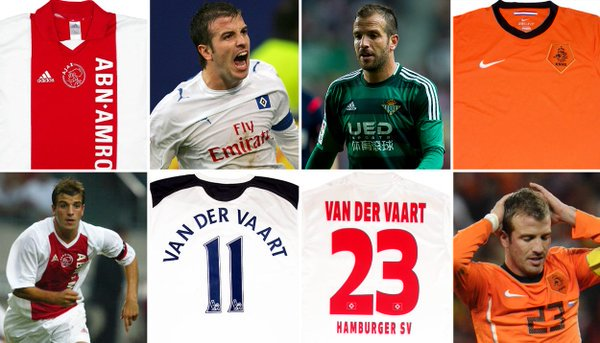 Happy Birthday Rafael van der Vaart
