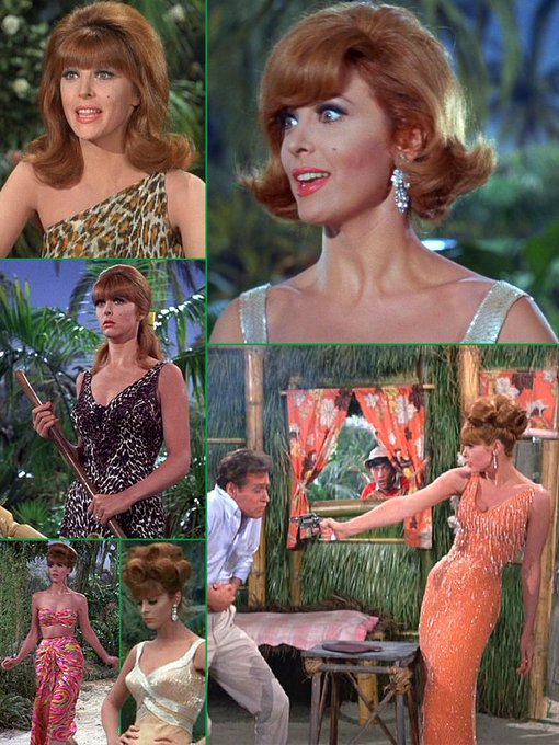 Happy Birthday. Today, Feb 11, 1934 Tina Louise, American actress and singer was born.   (