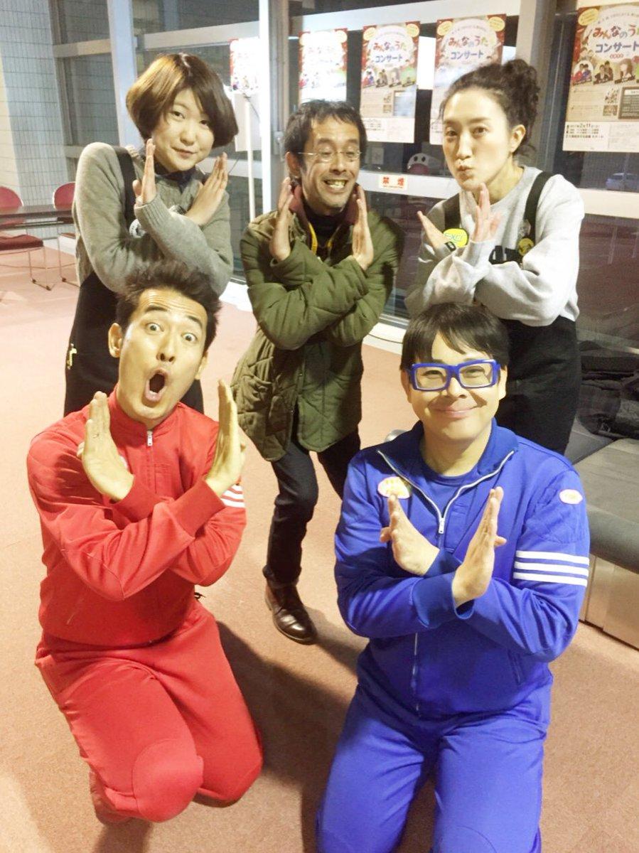 本日は久喜総合文化会館での『みんなのうたコンサート』にお邪魔させていただきました!出演されたテツandトモさん、ダ・カー