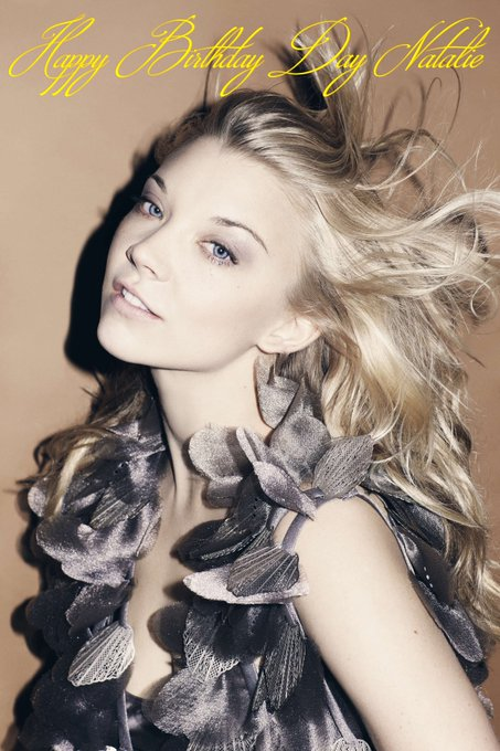 Happy Birthday!! Natalie Dormer