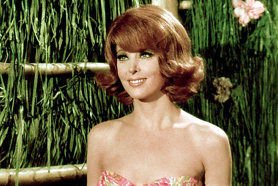 Happy birthday to Brooklyn girl Tina Louise, or as many may know her, Ginger from Gilligan\s Island!