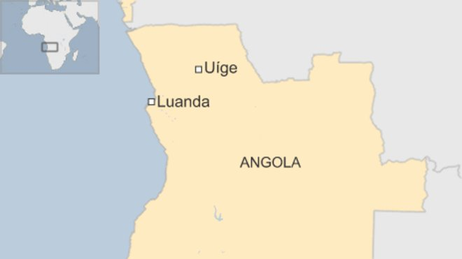 Angola stadium stampede in Uige kills 17