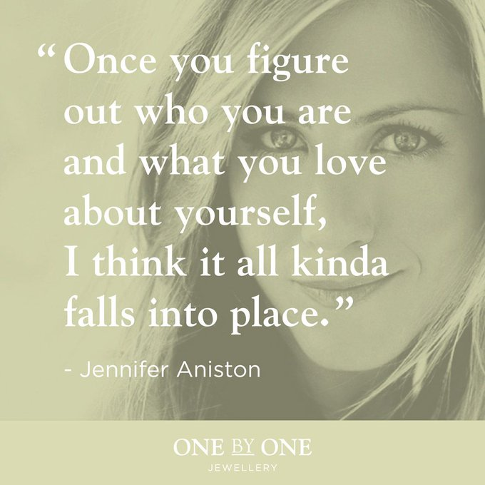 Happy birthday to the charming and gorgeous Jennifer Aniston!