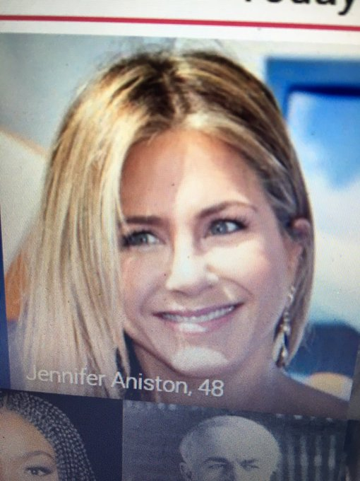 Happy birthday Jennifer Aniston!!!!!!!!!