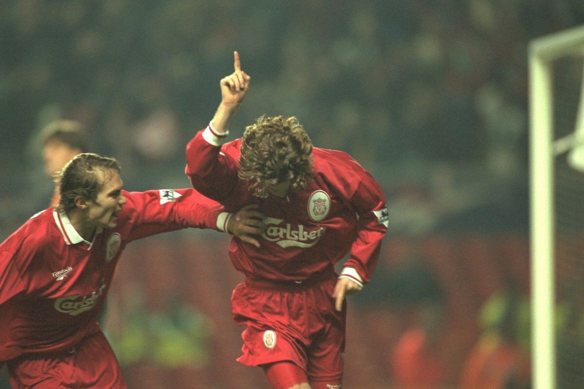 Happy 45th Birthday Steve McManaman