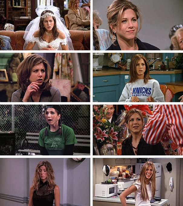 Happy Birthday to our own Rachel Green, Jennifer Aniston!           48