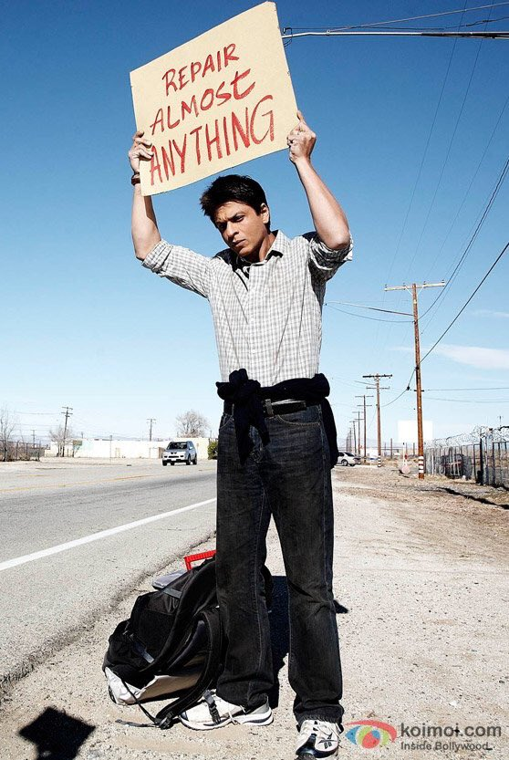 Thanks you Rizvan....for spreading your love ...your message....your innocence..... #7YearsOfMyNameIsKhan