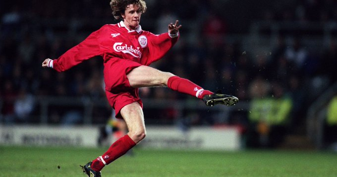 fans line up to wish Steve McManaman a happy 45th birthday