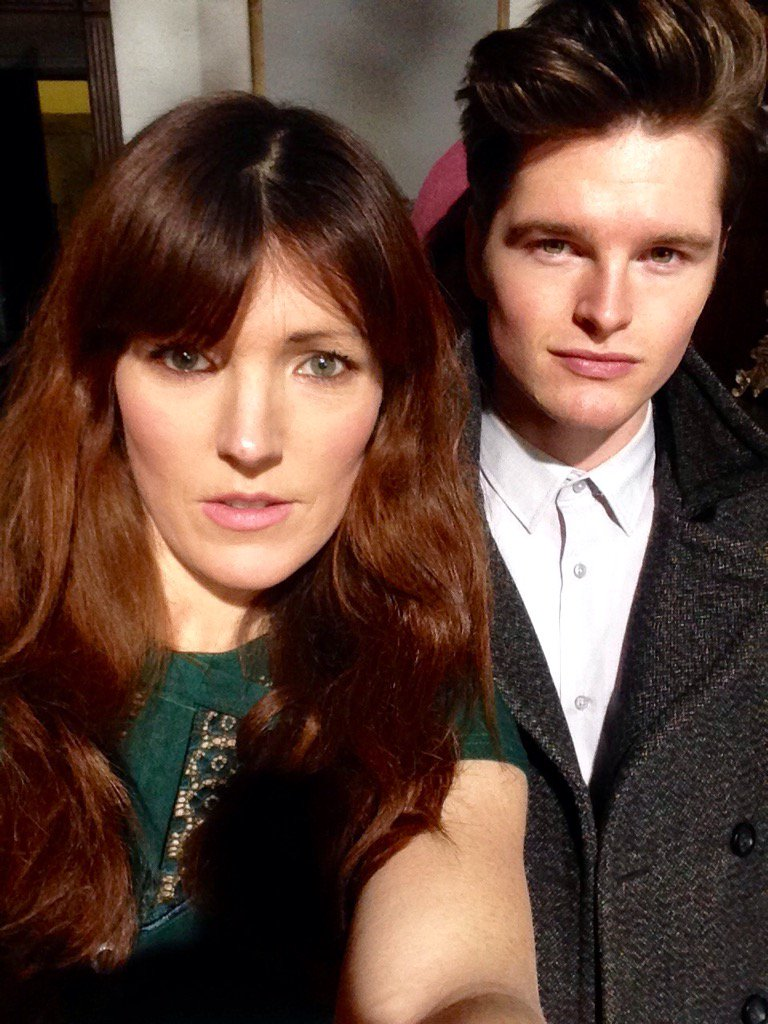 RT @RealKateDavies: With my screen brother @danielcmckee https://t.co/AAt1eyQ3rL