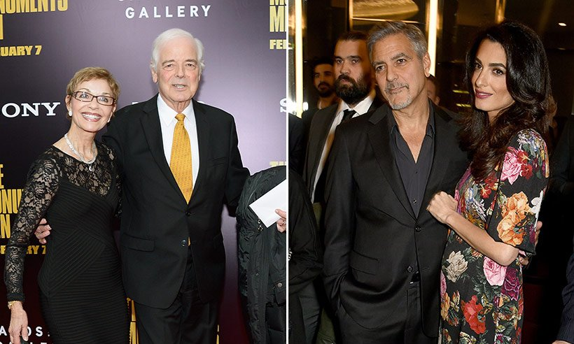Aw! Find out what George Clooney's mum had to say about his exciting baby news!