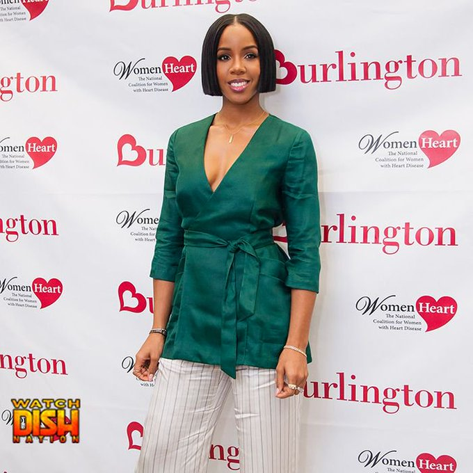 Happy 36th birthday to Kelly Rowland