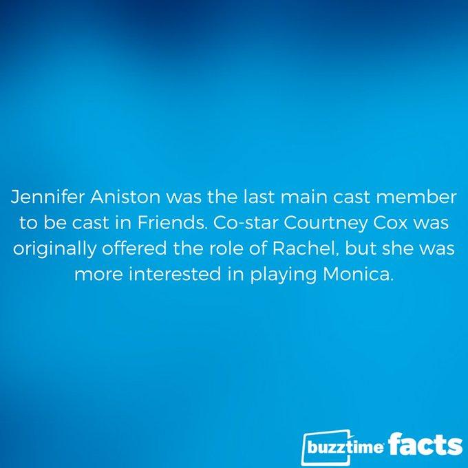Happy 48th birthday Jennifer Aniston!