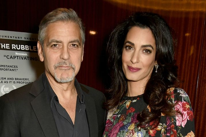 George Clooney's mum has the sweetest thing to say about Amal's pregnancy