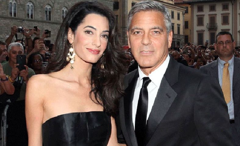 Guess what George Clooney's mum has said about Amal's pregnancy?