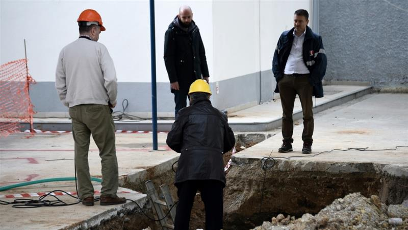 Greece starts huge evacuation to defuse WWII bomb