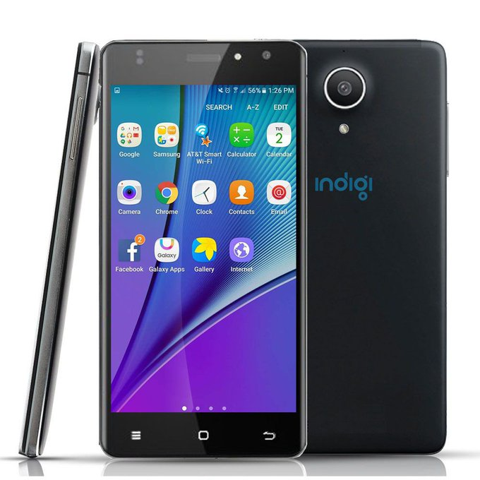 #free #win #iphone #style #digital #usb #music #giveaway Indigi® Android 6.0 DualSim 4G Lte SmartPhone 4Core Black Unlocked AT #rt