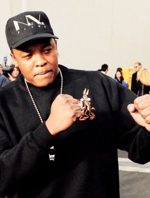 52 years ago today, Andre Romelle Young was born. Happy birthday Dr. Dre!