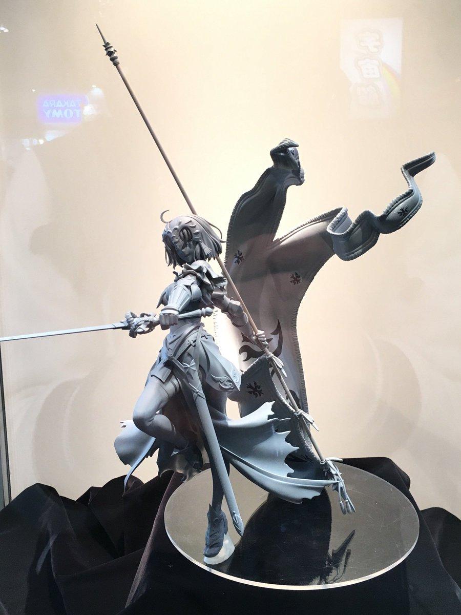 アニプレックス Fate/Grand Order ジャンヌダルク[オルタ]  #wf2017w #fgo #FateGO