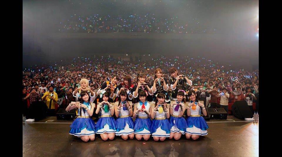 【特集】トークあり、ライブありのキュートでスイートな2時間!『i☆Ris&Wake Up,Girls! バレンタインLI