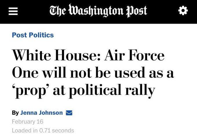 Asking my fellow amateur historians again...why do these @realDonaldTrump rallies feel soooooo familiar?