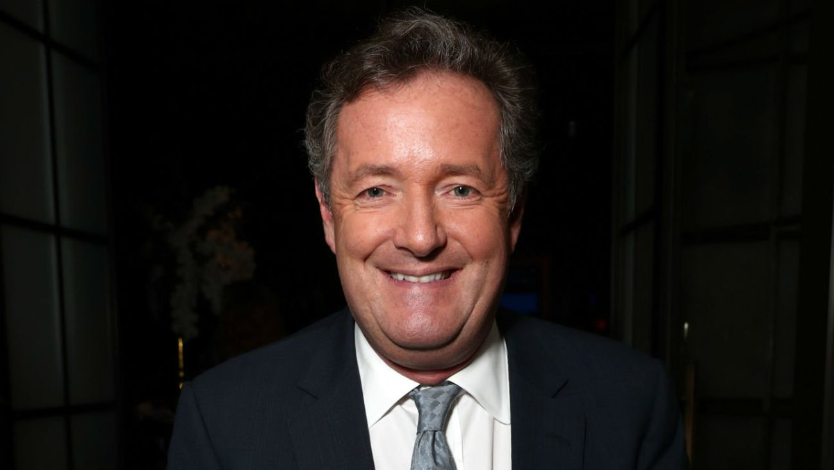 J.K. Rowling, Patton Oswalt spar with Piers Morgan on Twitter for defending Trump