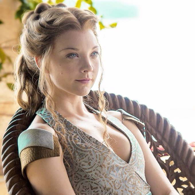 Happy Birthday to Natalie Dormer aka Margaery Tyrell on aka Queen of my Heart