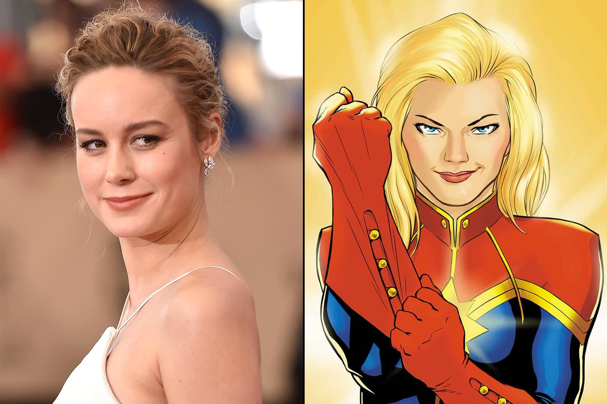 The CaptainMarvel screenwriter on writing @Marvel's first female-led movie: