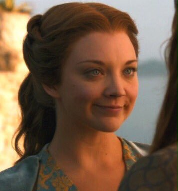 Happy 35th birthday queen Margaery Tyrell. Natalie Dormer!