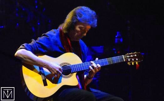 Happy Birthday Steve Hackett who is 67 today