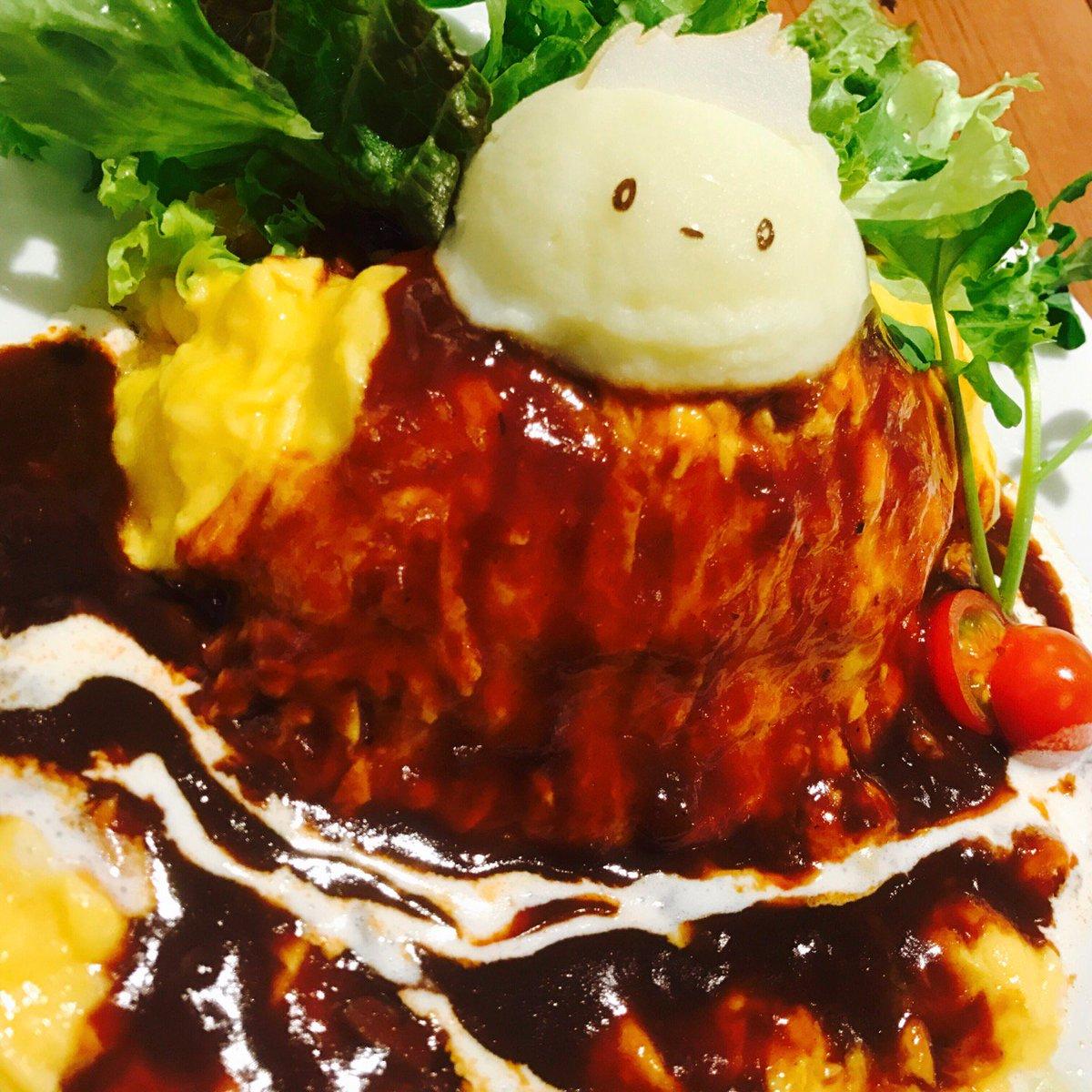 バケモノの子 (@ THE GUEST cafe&diner in 福岡市, 福岡県)