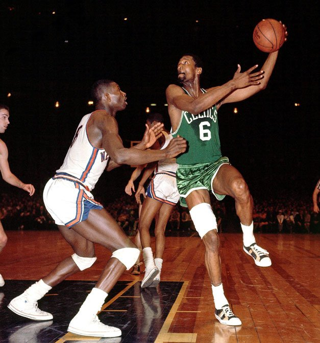 Happy Birthday to Bill Russell(6), who turns 83 today!