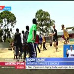 Bhubesi pride rugby development launched at the Kenya Halequins grounds